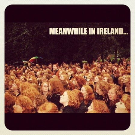 Meanwhile in Ireland  Instagram