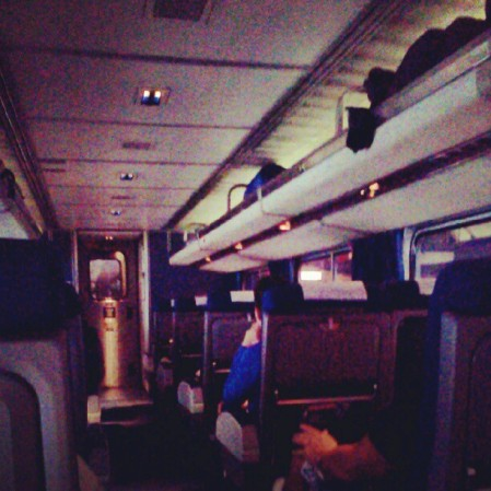 I have wifi #amtrak  Instagram