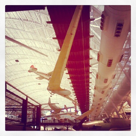 Air and Space #AHDCONFRENCE  Instagram
