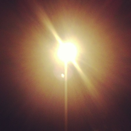 I have seen the light and it is Electrically powered !!!  Instagram
