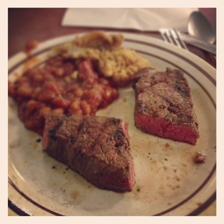 Nice #rare #steak !!!  - Instagram