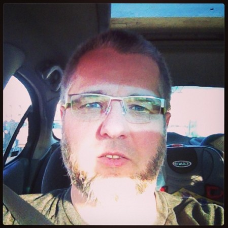 First pair of Glasses... Almost made it to 45.  - Instagram