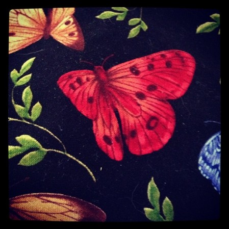 #Butterfly  - Instagram