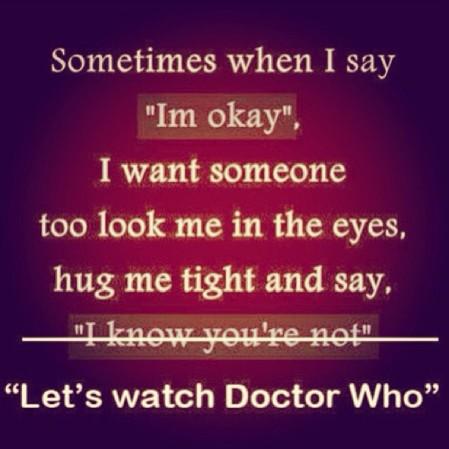 #doctorwho #drwho #whovian  - Instagram