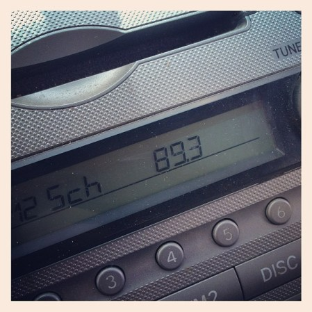 Listening to KCUR. NPR station in Kansas City #npr #kcur #kansas #kc #radio  - Instagram