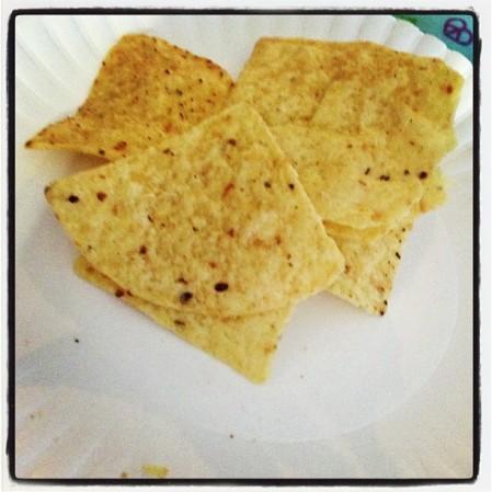 Medallion chips!  - Instagram