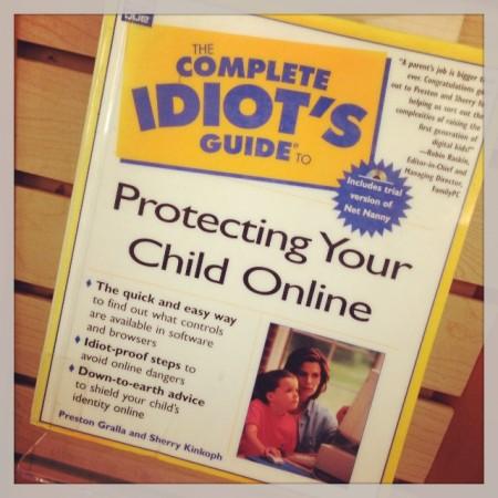 #library #books #idiotsguide  - Instagram