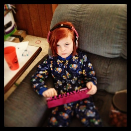 Our own little Ginger! #ginger #child #doctorwho  - Instagram