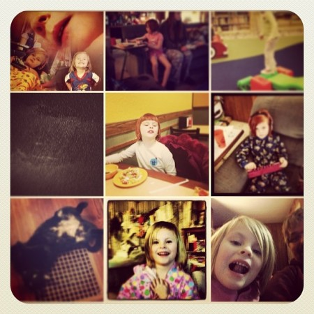 Silly child #silly  - Instagram