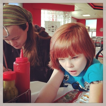 Sweet! Steak and Shake! #steakandshake  - Instagram