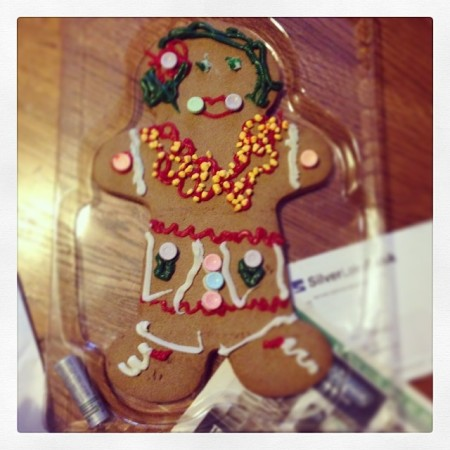 #gingerbread  - Instagram