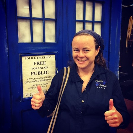 We found the Tardis! #doctorwho #tardis #drwho  - Instagram